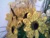 2 Baender Sonnenblumen